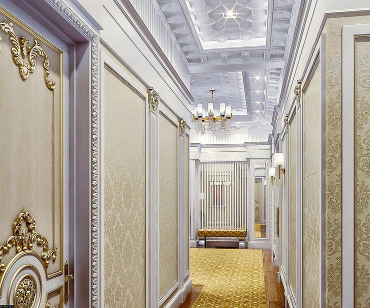 Entrance hall—Interior design DMR DESIGN AND BUILD SDN. BHD.