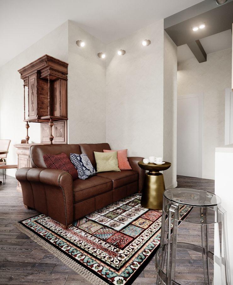 ДизайнМастер Living room Brown