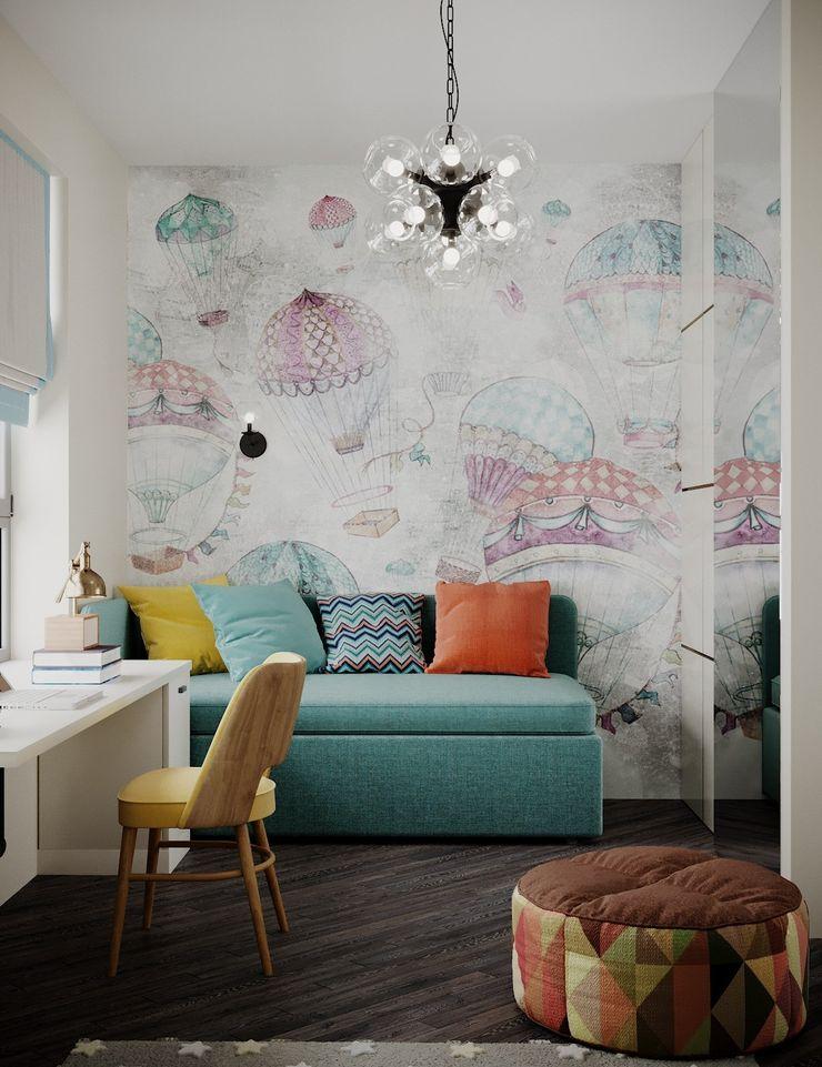 ДизайнМастер Nursery/kid's room Blue
