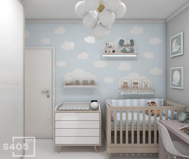 STUDIO 405 - ARQUITETURA & INTERIORES Baby room