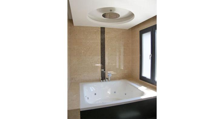 Lagün E House Tolga Archıtects Modern Banyo