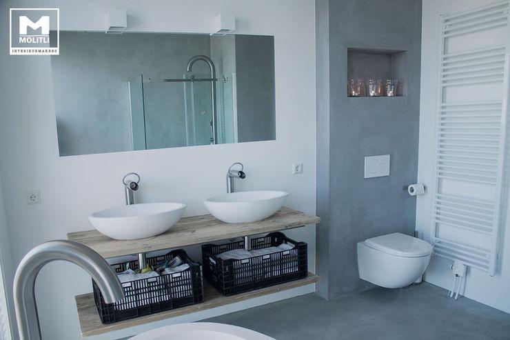 Badkamer Molitli Interieurmakers Scandinavische badkamers