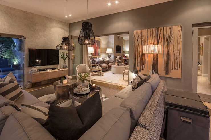 Intricate Details for Visual Character Spegash Interiors Living room