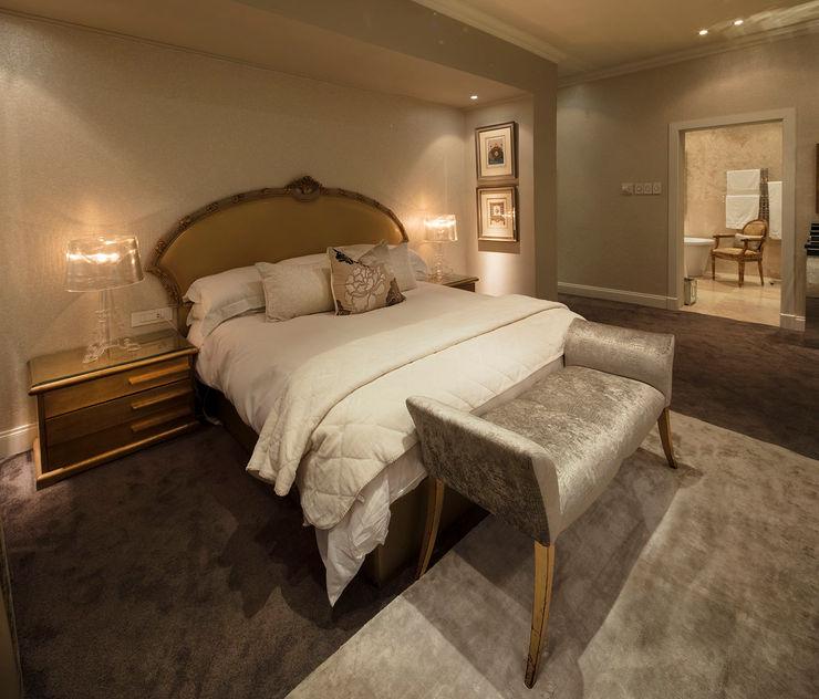 Bedroom 3 Spegash Interiors Classic style bedroom