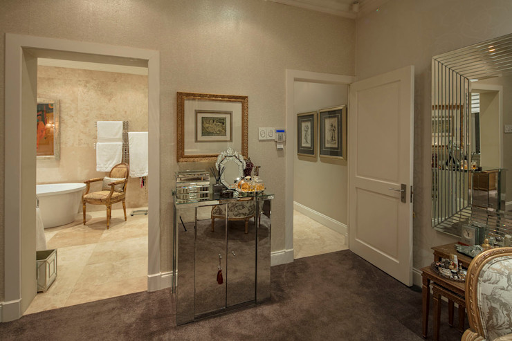 Intricate Details for Visual Character Spegash Interiors Classic corridor, hallway & stairs