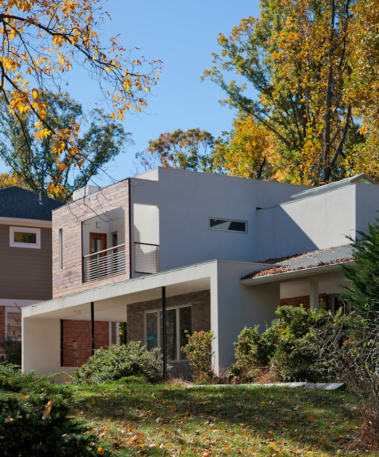 RT Studio, LLC Modern houses Wood