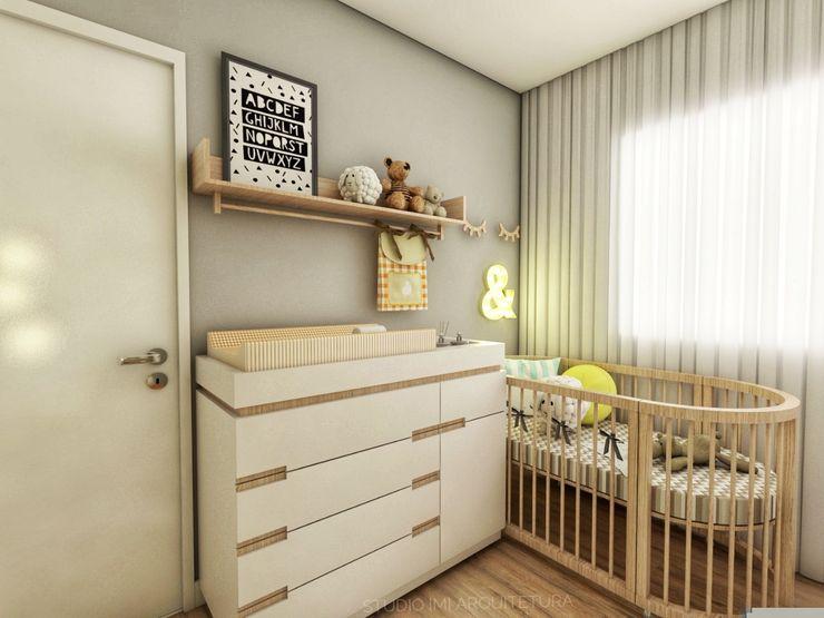 Studio M Arquitetura Modern Kid's Room