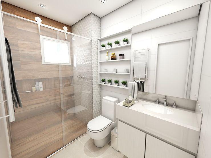 Studio M Arquitetura Ванна кімната