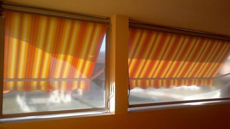 Tende Veranda a Torino e provincia MITA Tende da Sole Torino Condominio Ferro / Acciaio Variopinto