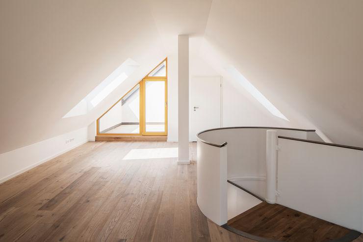 Eigentumswohnungen in Altötting - Maisonette Wohnung Sehw Architektur Moderne Wohnzimmer