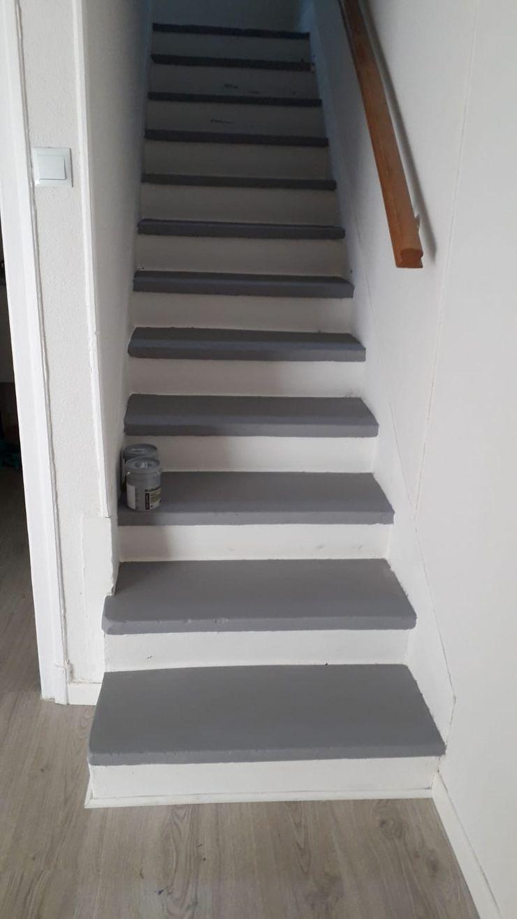 Escaleras después CASA IMAGEN