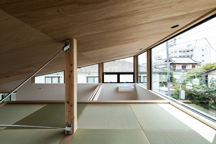 SAIWAIの家 株式会社 N&C一級建築士事務所 オリジナルな 窓&ドア