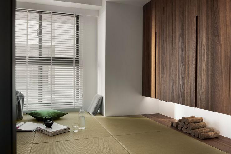 日式和室 邑田空間設計 Modern style bedroom