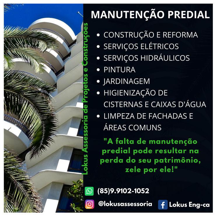Lokus Assessoria de Projetos e Construções Торговые центры