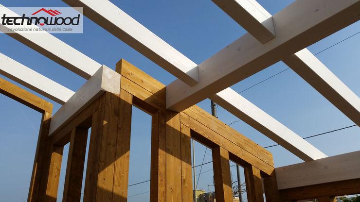 Technowood srl Wooden houses