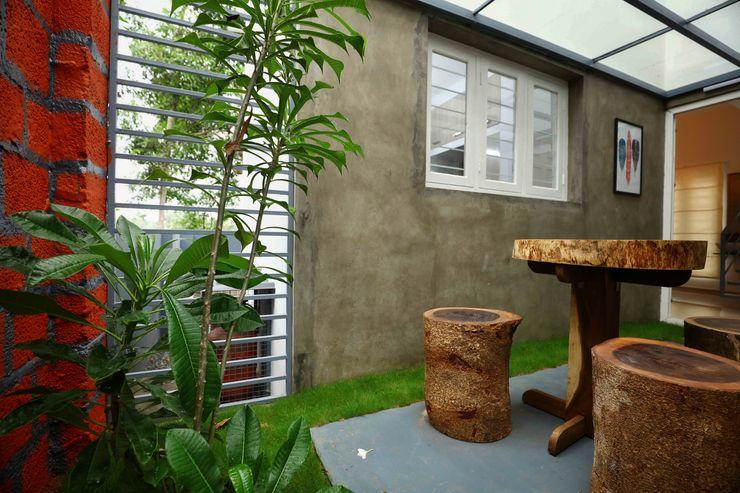 AANGAN MAAD Concepts Rock Garden Concrete Grey