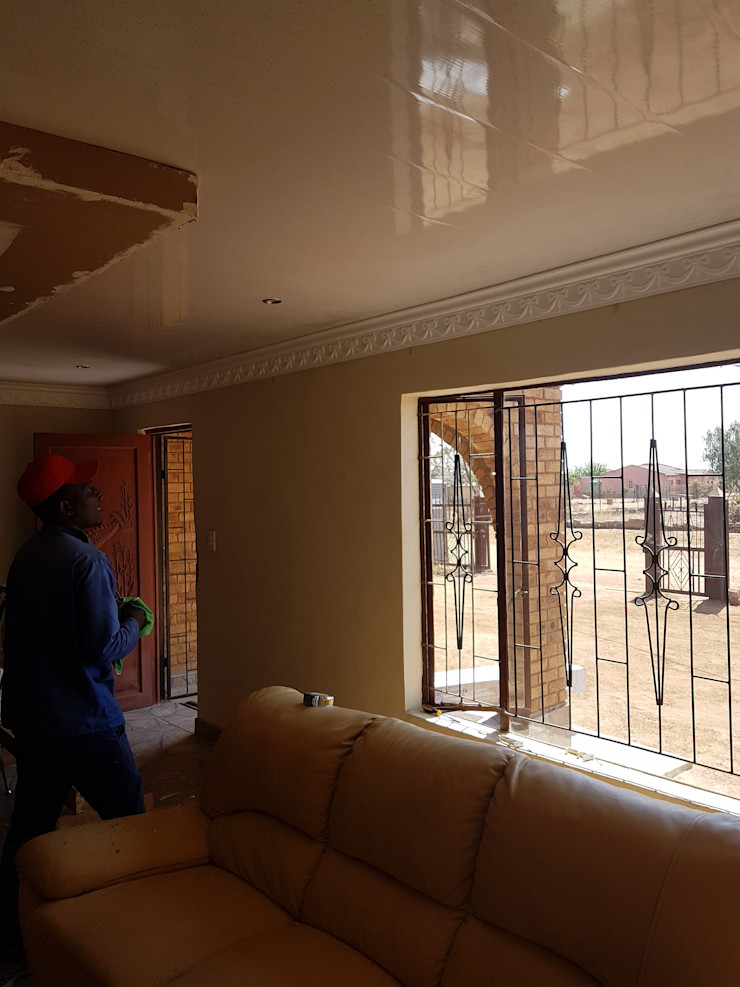Kgodisho Solutions and Projects Kitchen