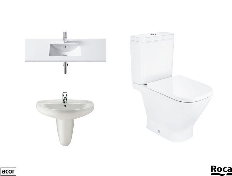 Acor México 욕실화장실