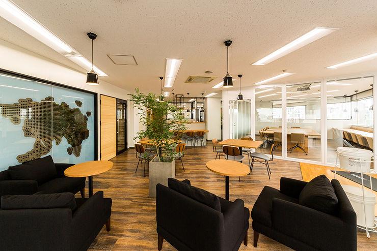 T社オフィス 株式会社ウエムラデザイン オフィススペース&店