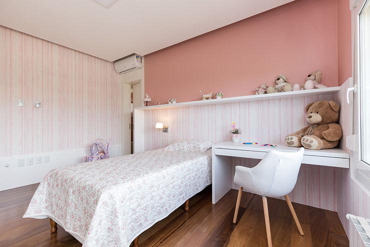 Rabisco Arquitetura 臥室 MDF Pink