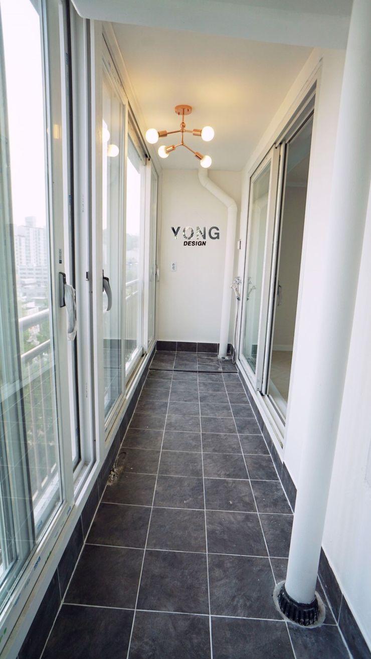 YONG DESIGN Modern Terrace Grey
