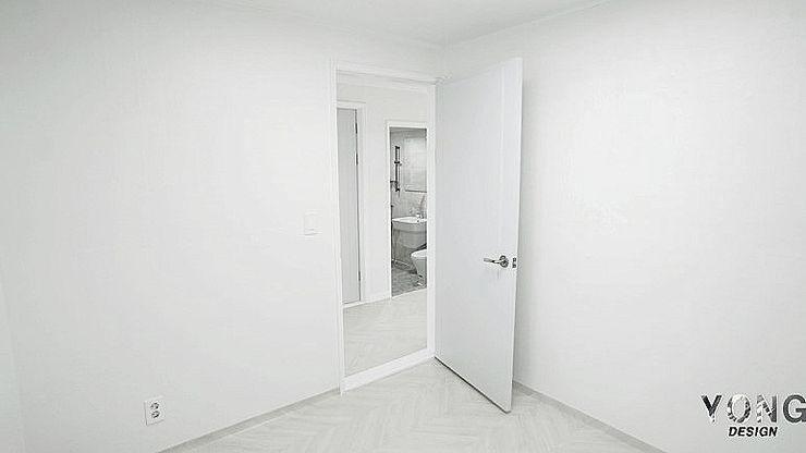 YONG DESIGN Modern Media Room White