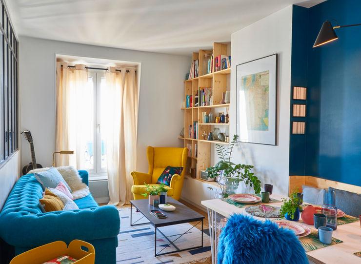 Renovation Appartement Levallois Perret Unlimited Design Lab