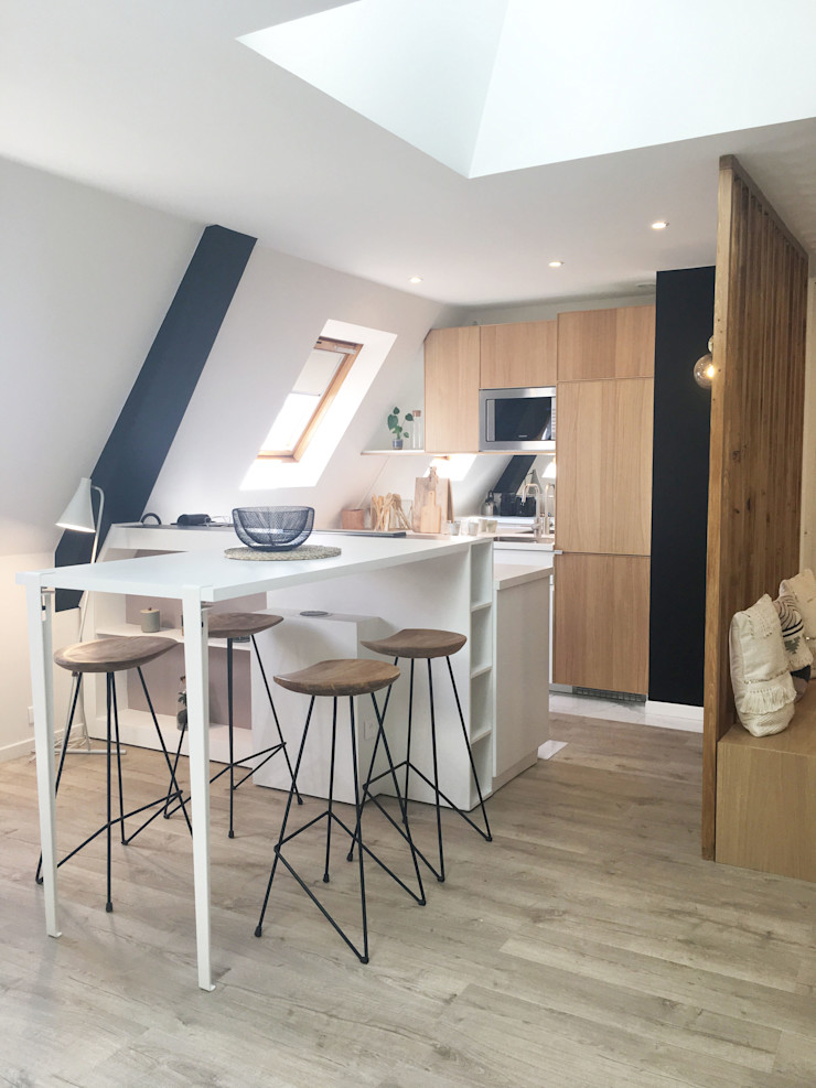 APPARTEMENT MESSINE PARIS 8 Unlimited Design Lab