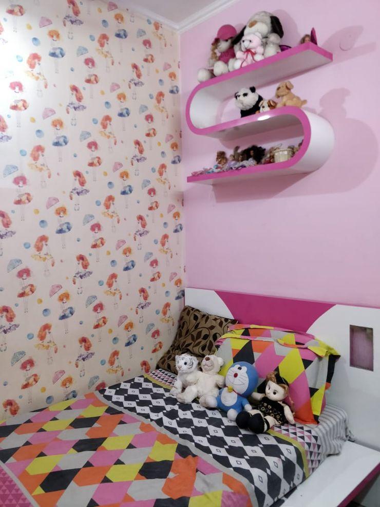 Design Tales 24 Girls Bedroom Pink