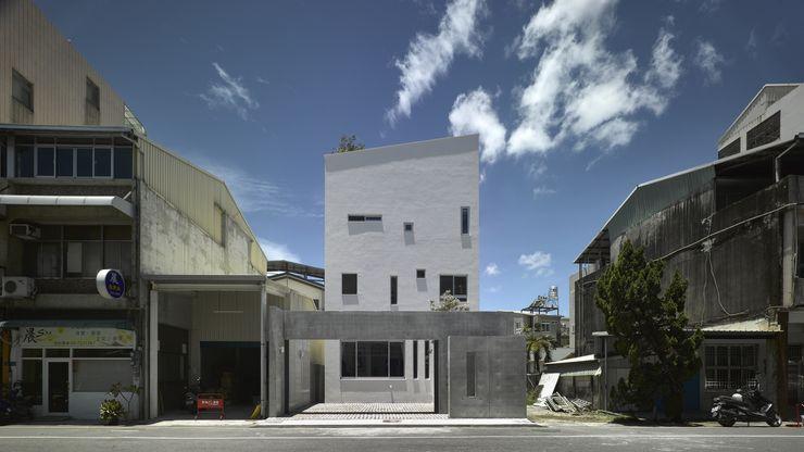 劉宅照片 良悅建築 Moderne Häuser