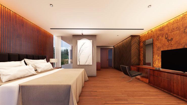 Ryujin Aeternite Asian style bedroom