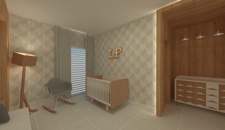 GABRIELA GUERREIRO   ARQUITETURA Baby room
