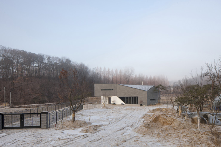 'Snow AIDe Modern Houses Grey