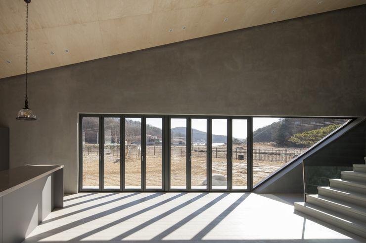 'Snow AIDe Modern Living Room Grey