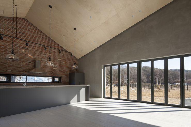 'Snow AIDe Modern Kitchen Grey