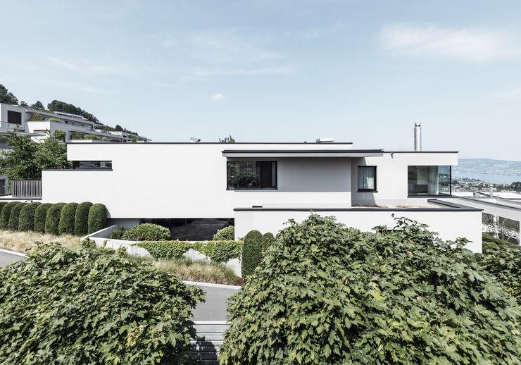 meier architekten zürich Maisons modernes