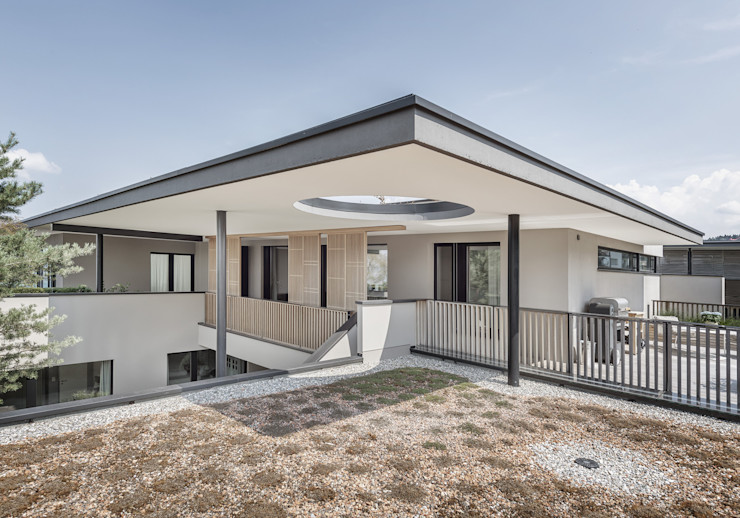meier architekten zürich Maison individuelle