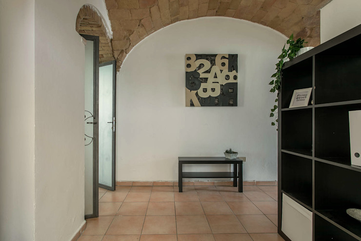 Habitat Home Staging & Photography Коридор Чорний