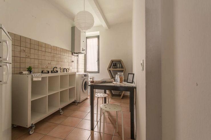 Habitat Home Staging & Photography Кухня