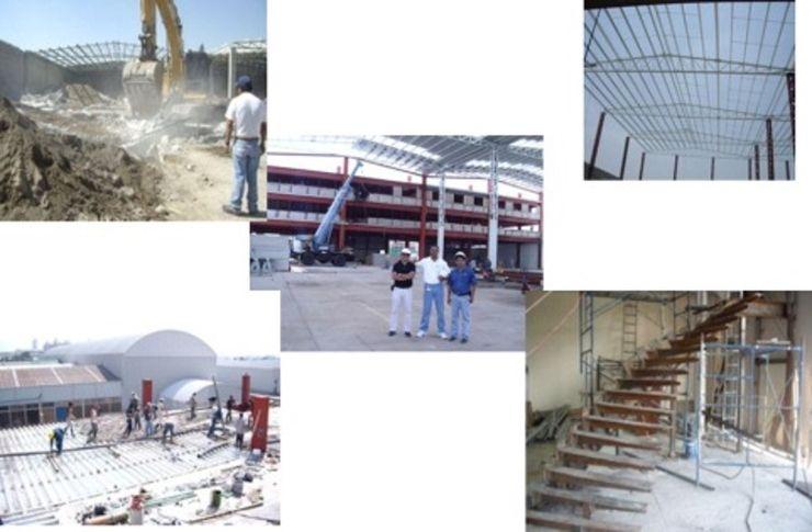 DISEÑO Y CONSTRUCCION Casas modernas