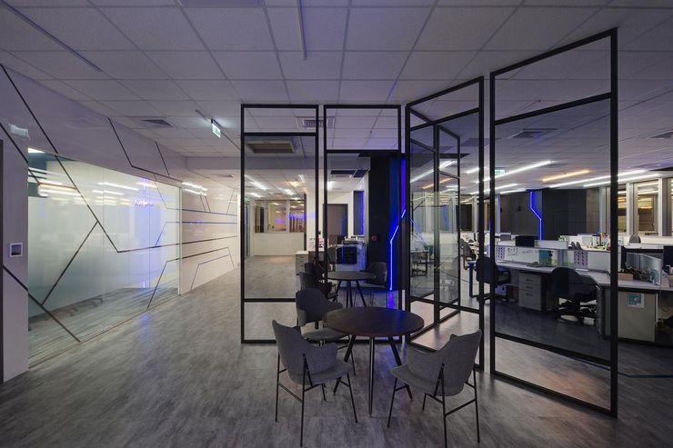 有偶設計 YOO Design Oficinas y Tiendas