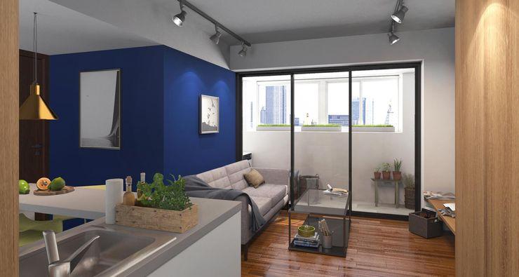 有偶設計 YOO Design Classic style living room