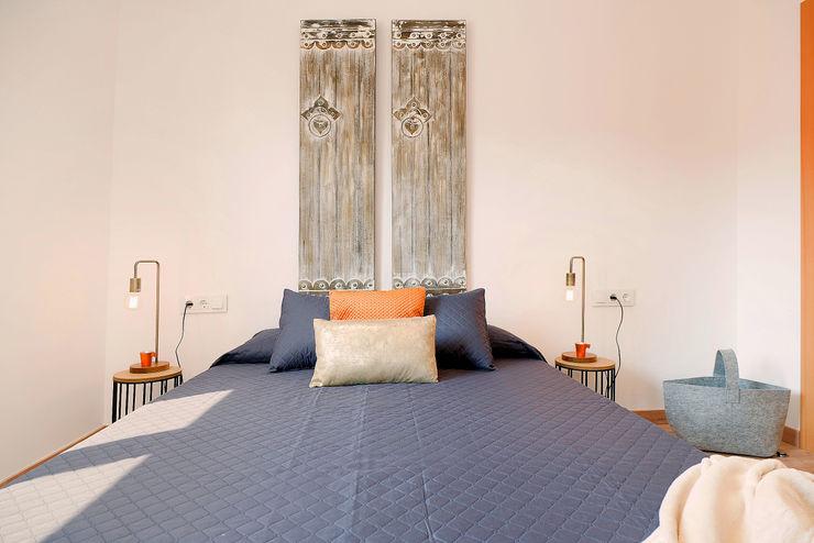 Dormitorio principal Markham Stagers Dormitorios de estilo rústico