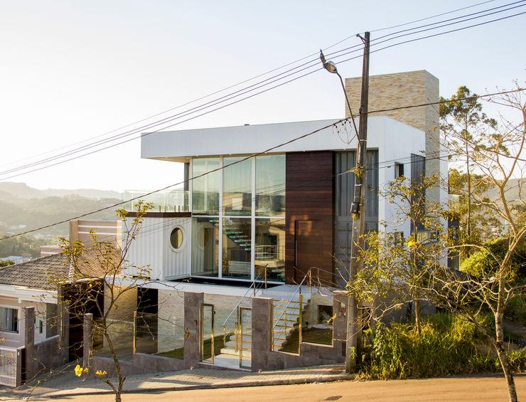 GhiorziTavares Arquitetura Modern houses