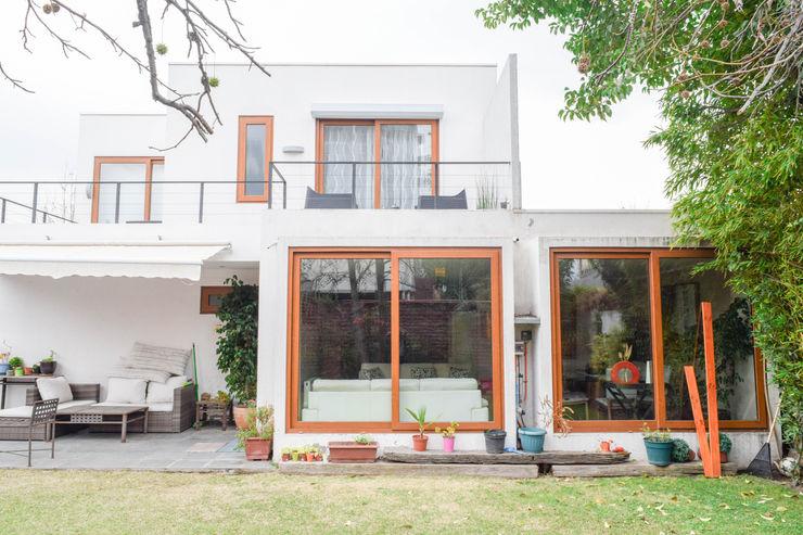 Arqbau Ltda. 一戸建て住宅
