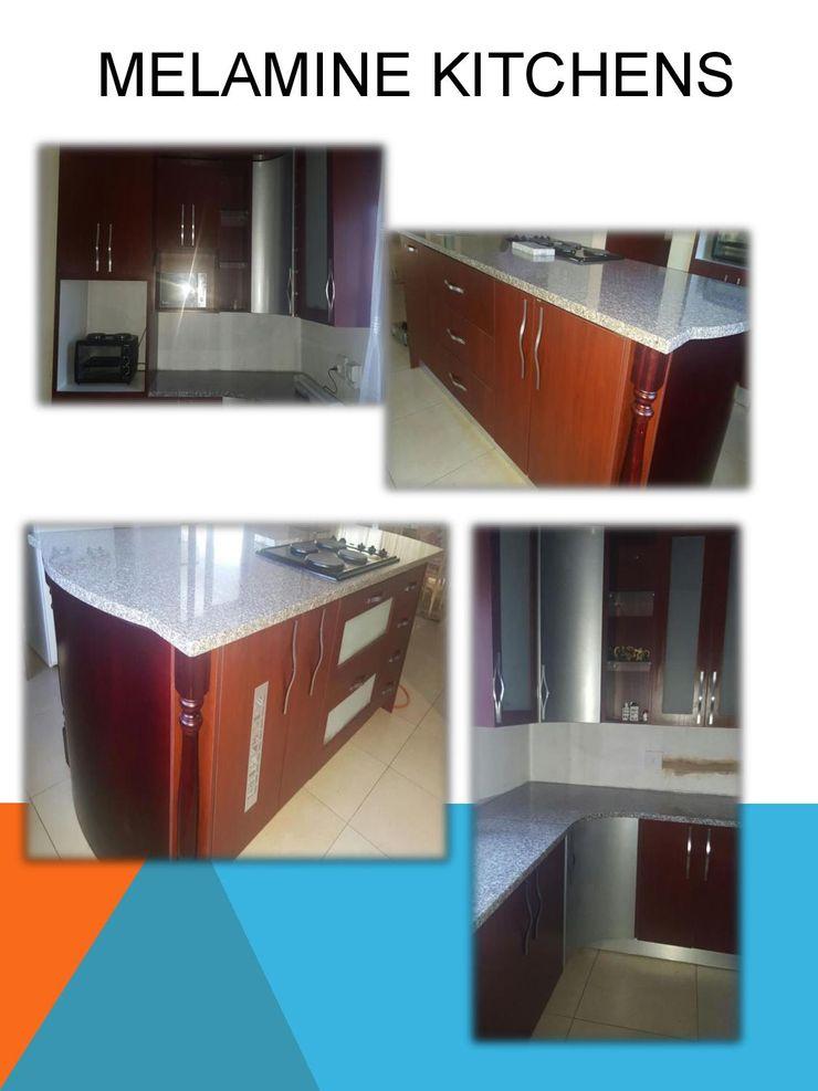 Melamine kitchen SCD Group Modern Kitchen