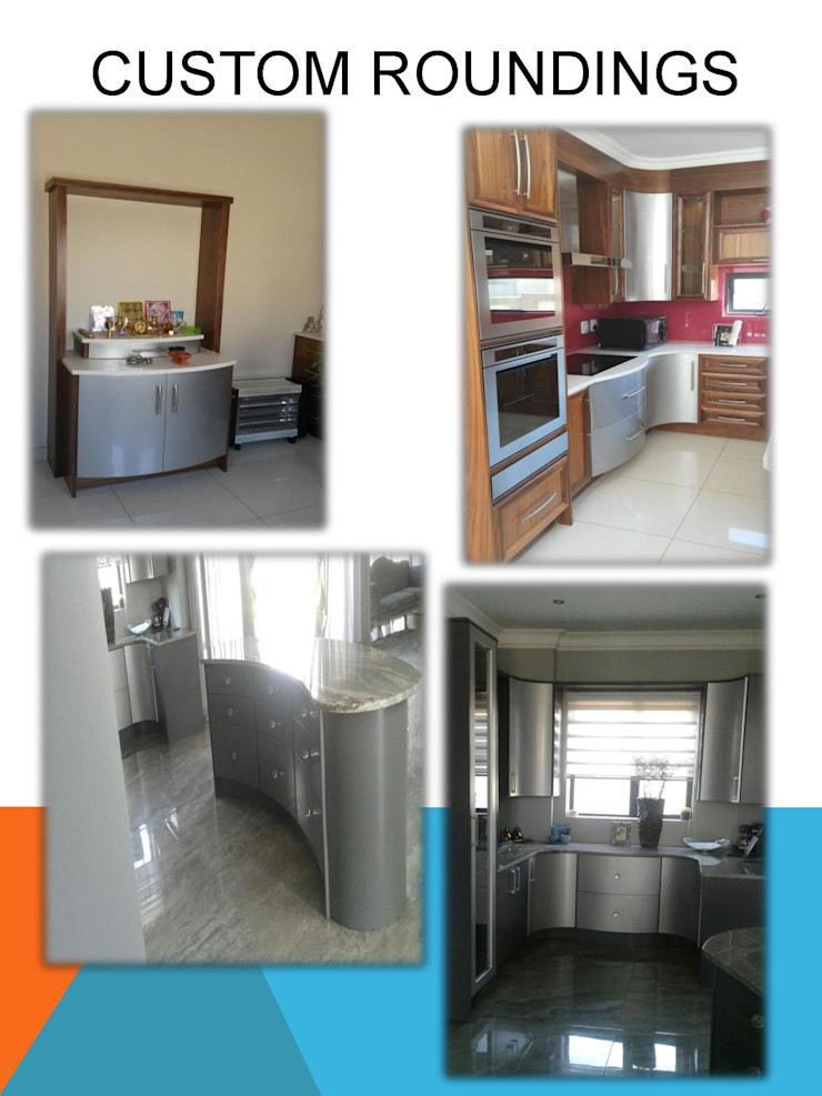 Exclusive roundings SCD Group Modern Kitchen