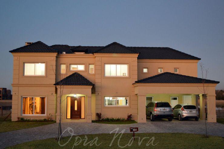 Opra Nova - Arquitectos - Buenos Aires - Zona Oeste Einfamilienhaus