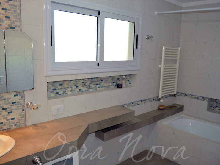 Opra Nova - Arquitectos - Buenos Aires - Zona Oeste Klassische Badezimmer