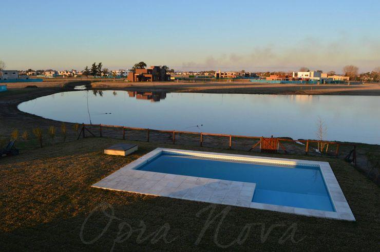 Opra Nova - Arquitectos - Buenos Aires - Zona Oeste Gartenpool